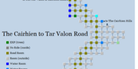 The Cairhien to Tar Valon Road
