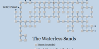 The Waterless Sands