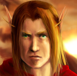 Blood Elf Male by Melonzie
