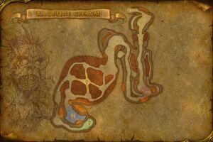 Flammenschlund Karte