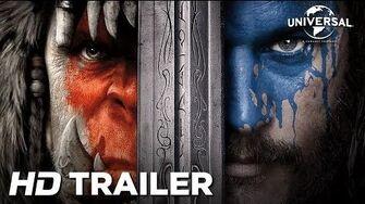 Warcraft The Beginning - Trailer deutsch german HD