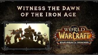 Age of Iron Trailer - The Iron Horde is Here