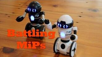 MiP Robots Battle It Out. Watch MiP and Friends Battle To The Death!-1