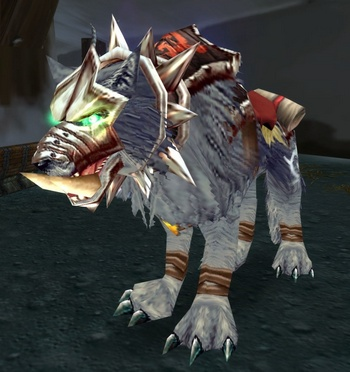 Stabled Orgrimmar Wolf