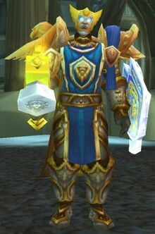 Stormwind Captain