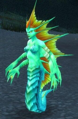 Wrathscale Siren