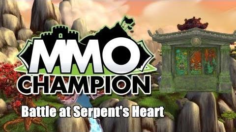 Battle At Serpent's Heart