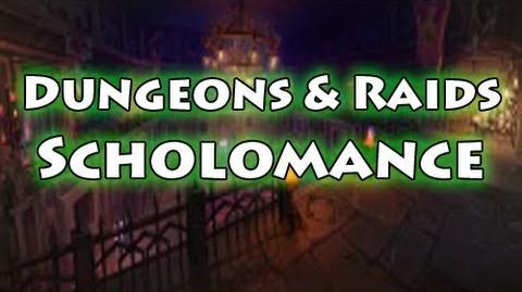 Dungeons & Raids Scholomance