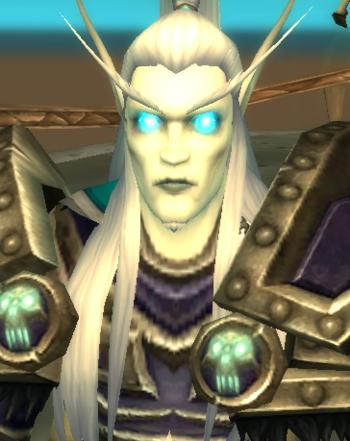 Scourge Commander Thalanor