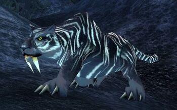 Blackwind Sabercat
