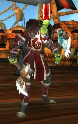Captain Zorna