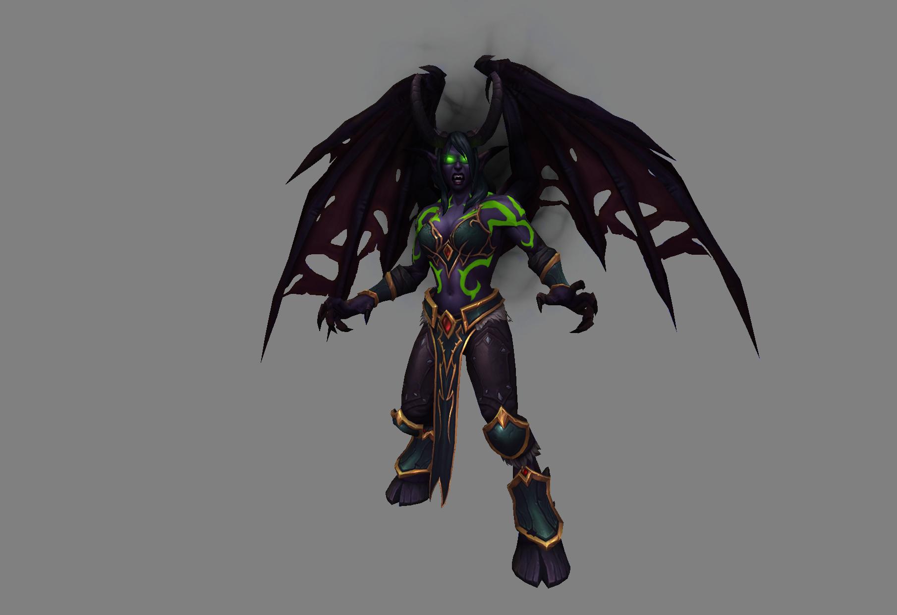 Demon Hunter | WoWWiki | FANDOM powered by Wikia