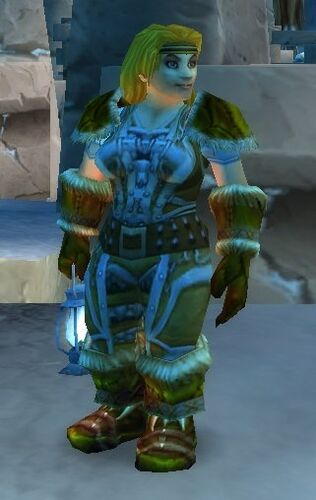 Stormpike Stable Master