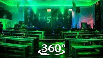 Blizzard at gamescom 360° video Legion Cafe Tour