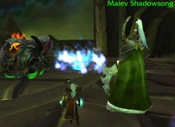 Persis and Maiev