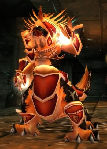 Solakar Flamewreath