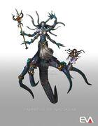 The naga queen by vaanel-d6amdt4