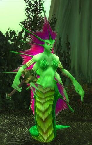 Hatecrest Sorceress