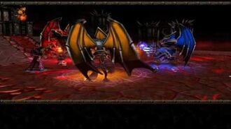 Warcraft III-Reign of Chaos- The Dreadlords Convene