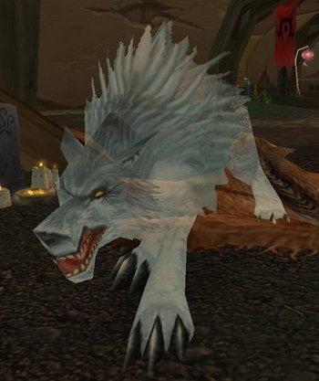 Terokkar Wolf Spirit