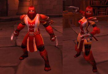 Crimson Monk