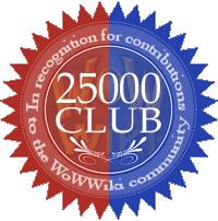 25000Club seal