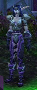 Sentinel Melyria Frostshadow