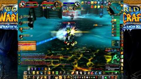 Paladin Tanking Heroic Halls of Reflection - World of Warcraft