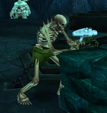 Skeletal Runesmith