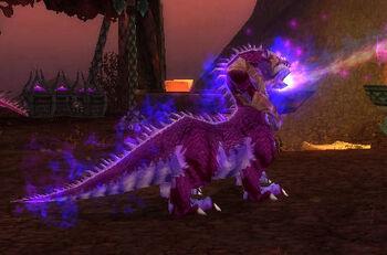 Twilight Dragonkin Armorer