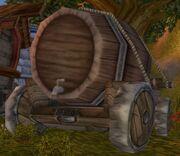 Thunderbrew Festive Wagon