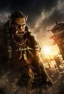 Warcraft Textless Character Poster 01
