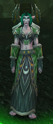 Evergrove Druid