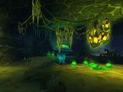 Foulspore Cavern