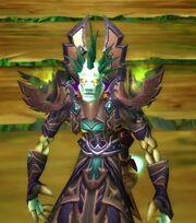 Gladiator's Mooncloth Mantle