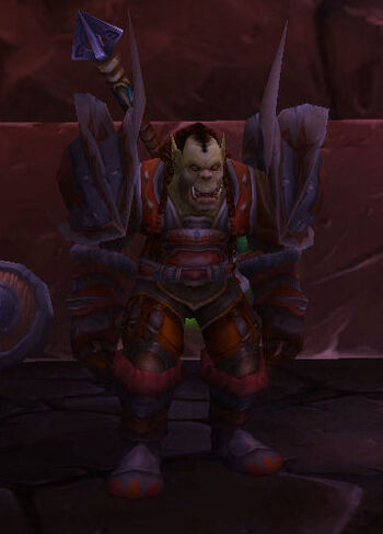 Stone Guard Zarg