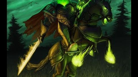 The Story of the Headless Horseman Lore