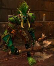 War Master Voone - Old