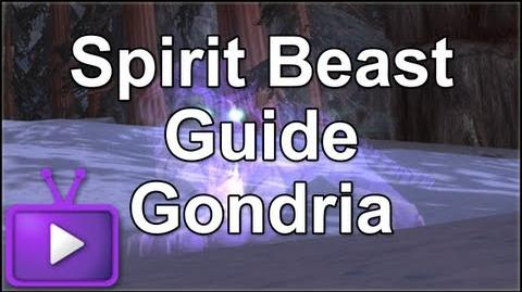 ► Hunter Spirit Beast Pet Guide - Gondria in Zul'Drak