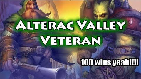 Alterac Valley Veteran (100 wins ftw)
