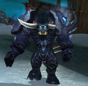 Trag Highmoutain in WoW