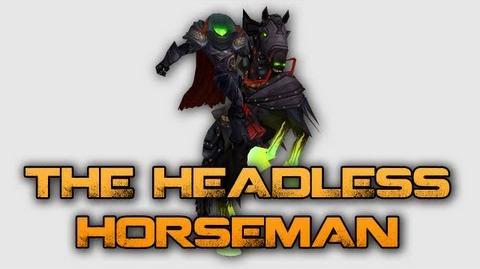 NivTut - Headless Horseman + Corrupted Fire Hawk