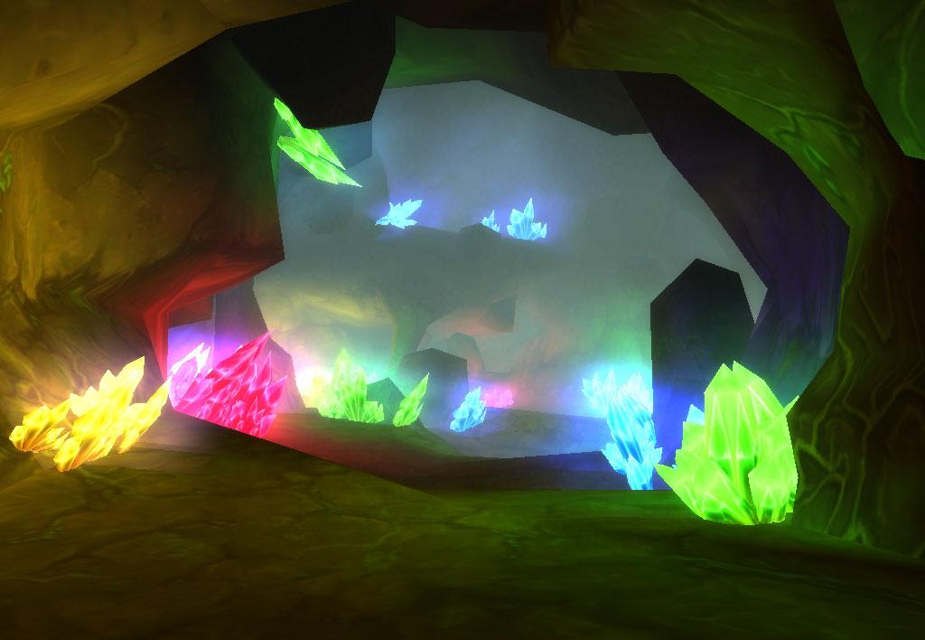 Power crystals   WoWWiki