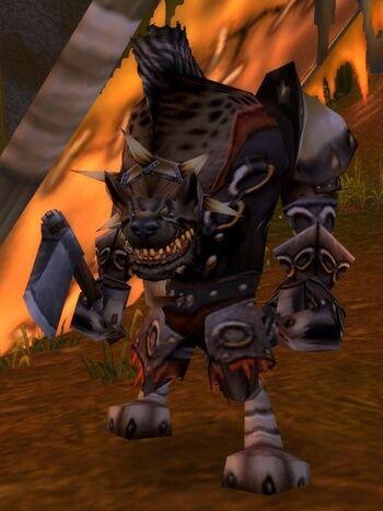 Riverpaw Outrunner