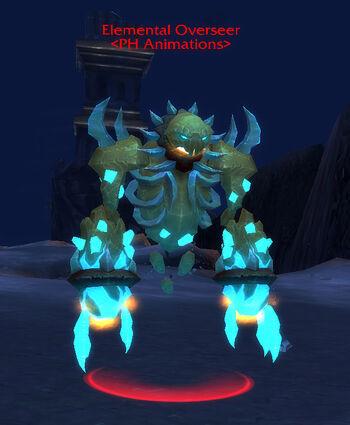 Elemental Overseer