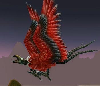 Greater Firebird