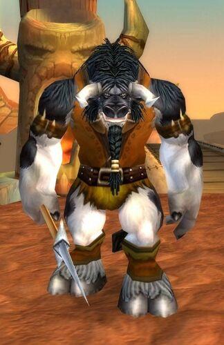 Brave Moonhorn