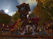 Lakeshire Town Hall