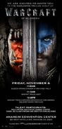 Warcraft movie trailer RSVP BlizzCon2015