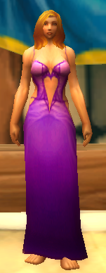LovelyPurpleDress